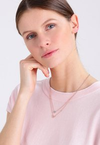 Fossil - FASHION - Necklace - roségold-coloured - 1