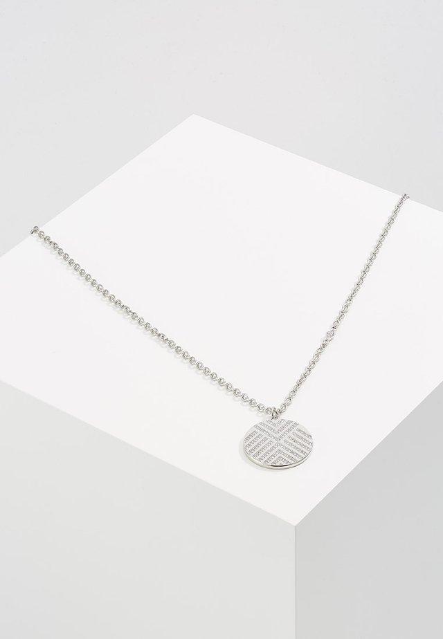 VINTAGE GLITZ - Necklace - silver-coloured