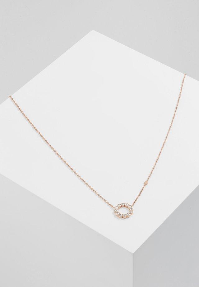 Necklace - roségold coloured