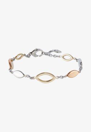 CLASSICS - Náramek - silver-coloured/rose gold-coloured/gold-coloured