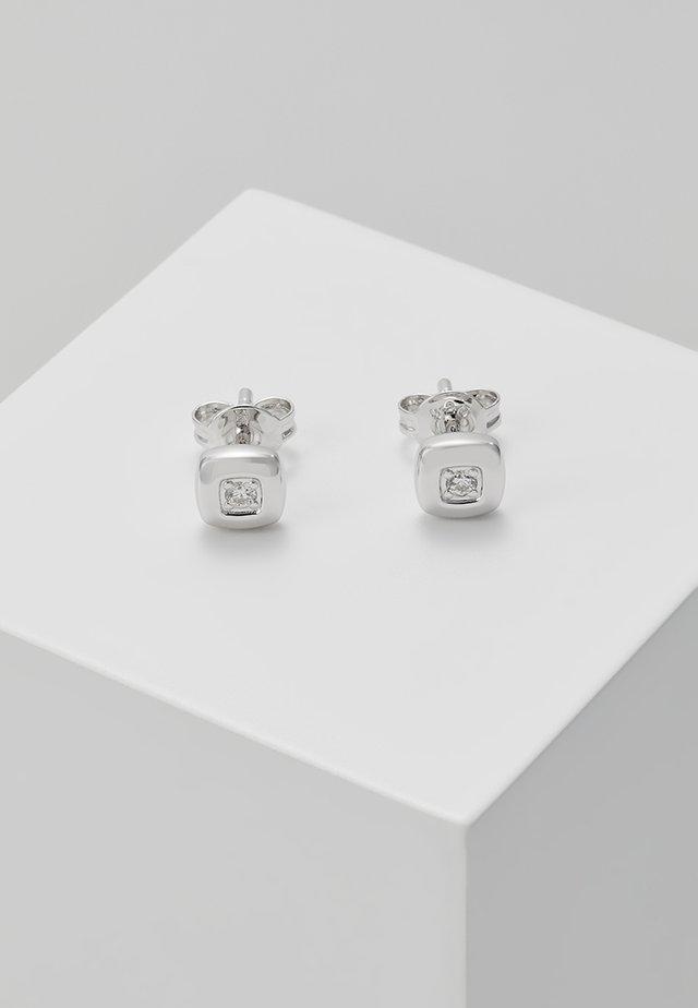 Pendientes - silver-coloured