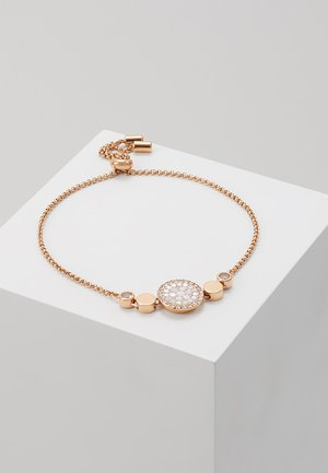 VINTAGE GLITZ - Armbånd - rosegold-coloured