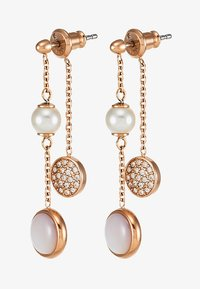 Fossil - CLASSICS - Earrings - roségold-coloured - 3