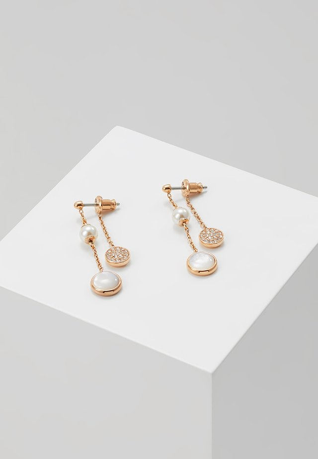 CLASSICS - Earrings - roségold-coloured