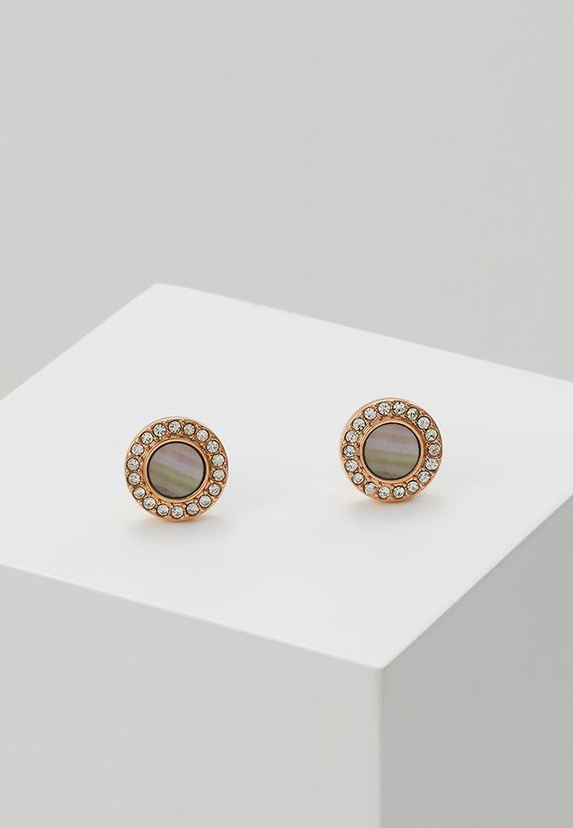 CLASSICS - Boucles d'oreilles - roségold-coloured