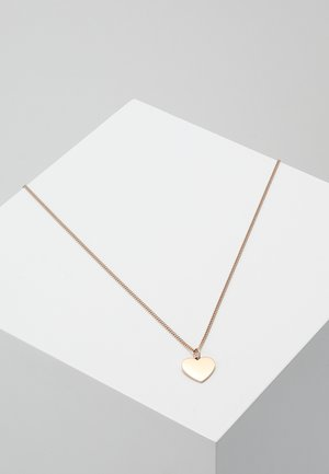 VINTAGE ICONIC - Necklace - roségold-coloured
