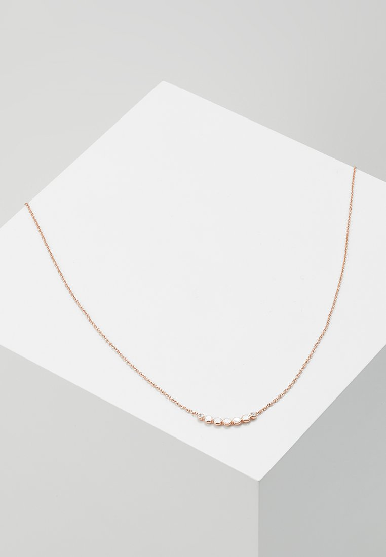 Fossil - VINTAGE GLITZ - Necklace - roségold-coloured