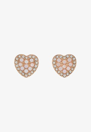 VINTAGE GLITZ - Boucles d'oreilles - roségold-coloured