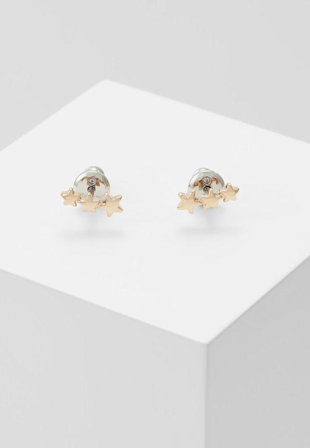 VINTAGE MOTIFS - Earrings - gold-coloured