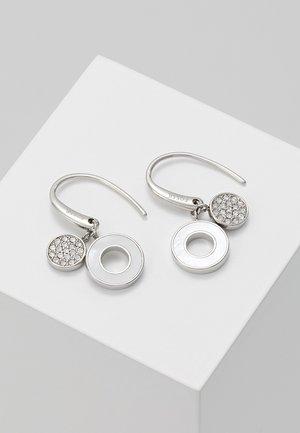 CLASSICS - Earrings - silver-coloured