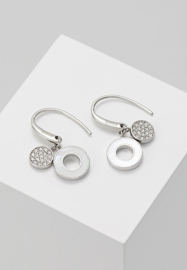 CLASSICS - Orecchini - silver-coloured