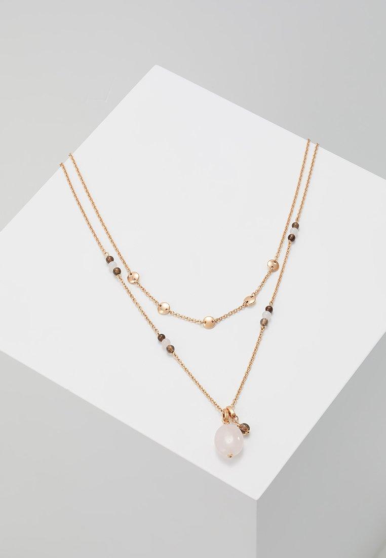Fossil - CLASSICS - Necklace - roségold-coloured