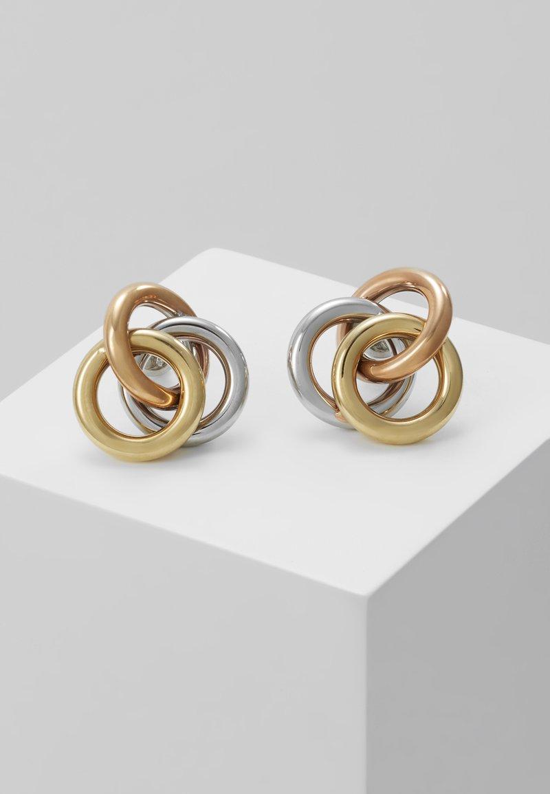 Fossil - TRI MULTI - Boucles d'oreilles - tricolor