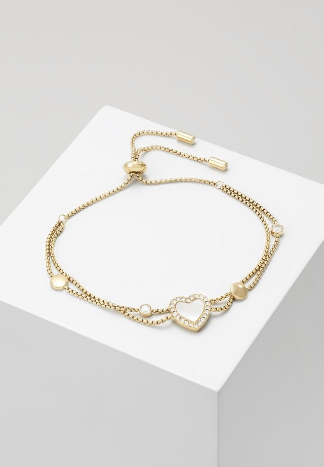 VINTAGE GLITZ - Bracelet - gold-coloured
