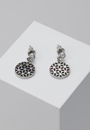 CLASSICS - Boucles d'oreilles - silver-coloured