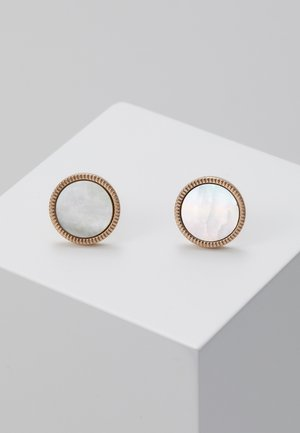 VINTAGE ICONIC - Earrings - rose gold-coloured