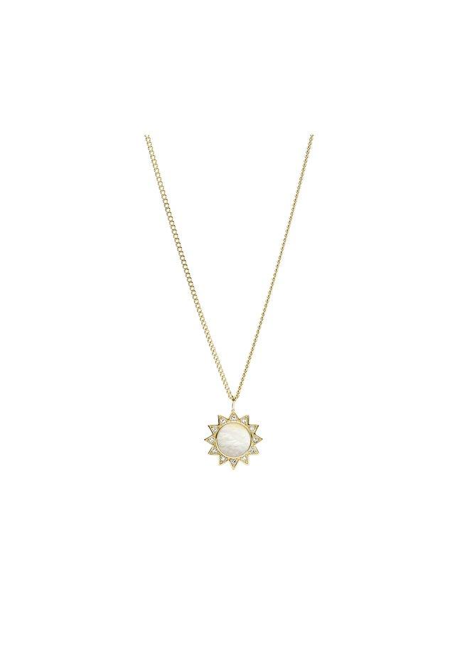VINTAGE GLITZ - Necklace - gold