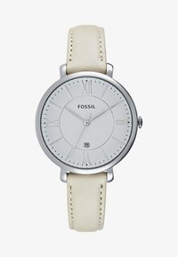 Fossil - JACQUELINE - Hodinky - offwhite/silver-coloured - 1