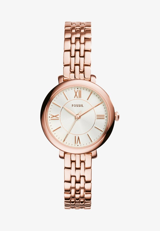 Horloge - roségold-coloured