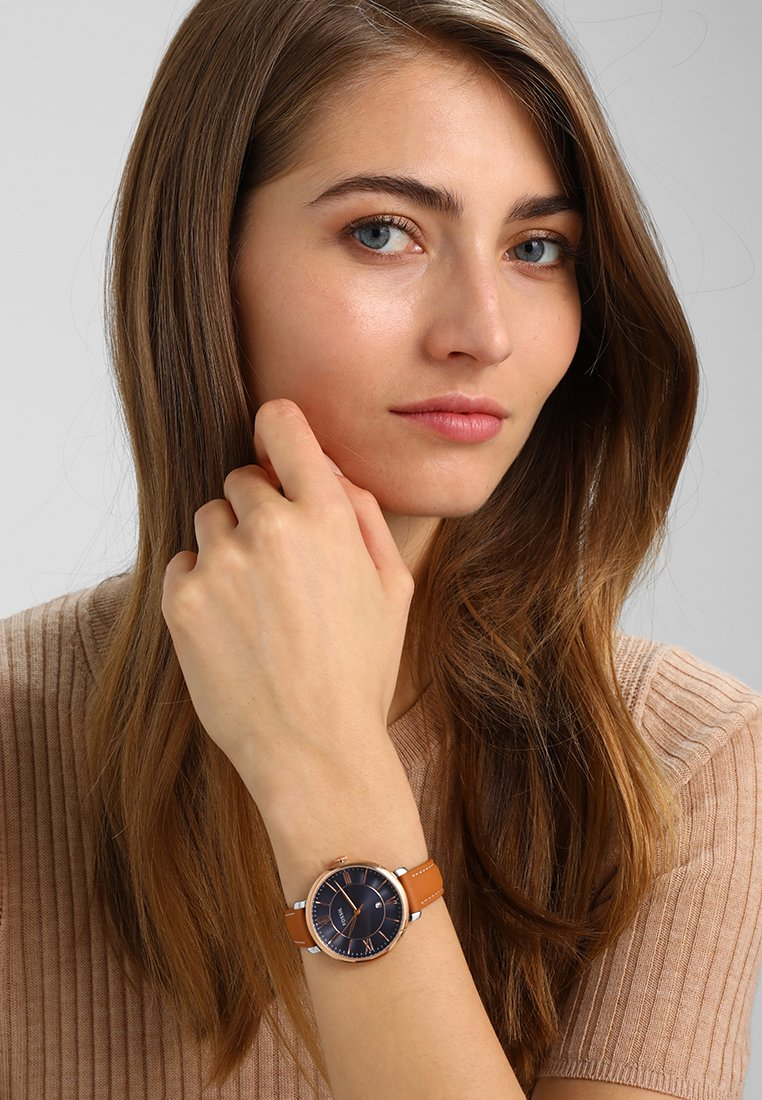 Fossil - JACQUELINE - Orologio - brown