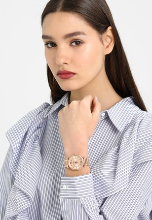 CARLIE - Horloge - rose gold-coloured