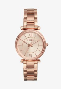 Fossil - CARLIE - Watch - rose gold-coloured - 1