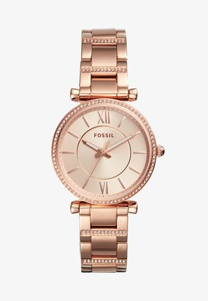 CARLIE - Klokke - rose gold-coloured