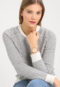 Fossil - JACQUELINE - Watch - rose gold-coloured - 0