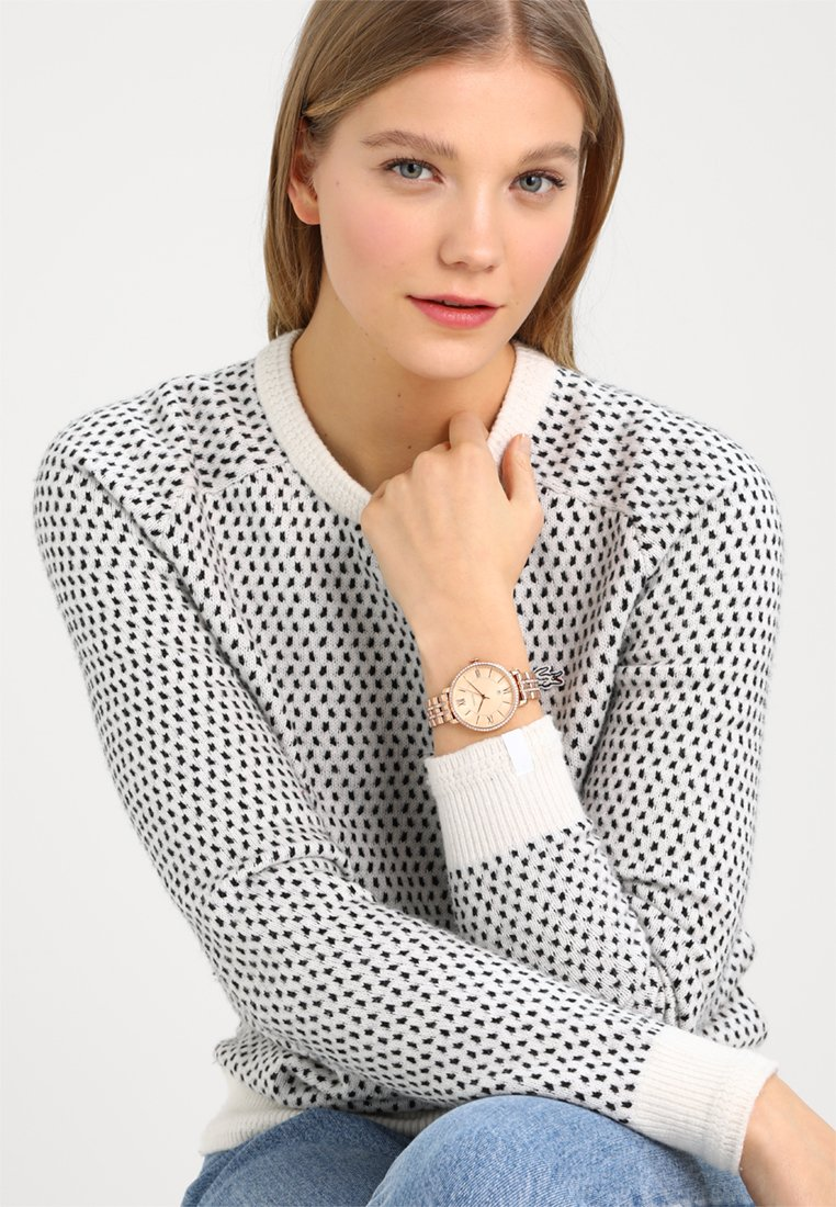 Fossil - JACQUELINE - Watch - rose gold-coloured