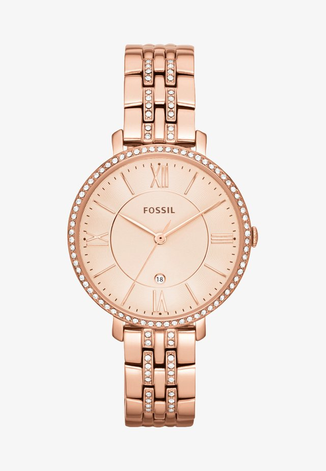 JACQUELINE - Uhr - rose gold-coloured
