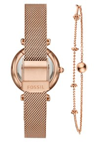 Fossil - CARLIE SET - Watch - roségold-coloured - 2