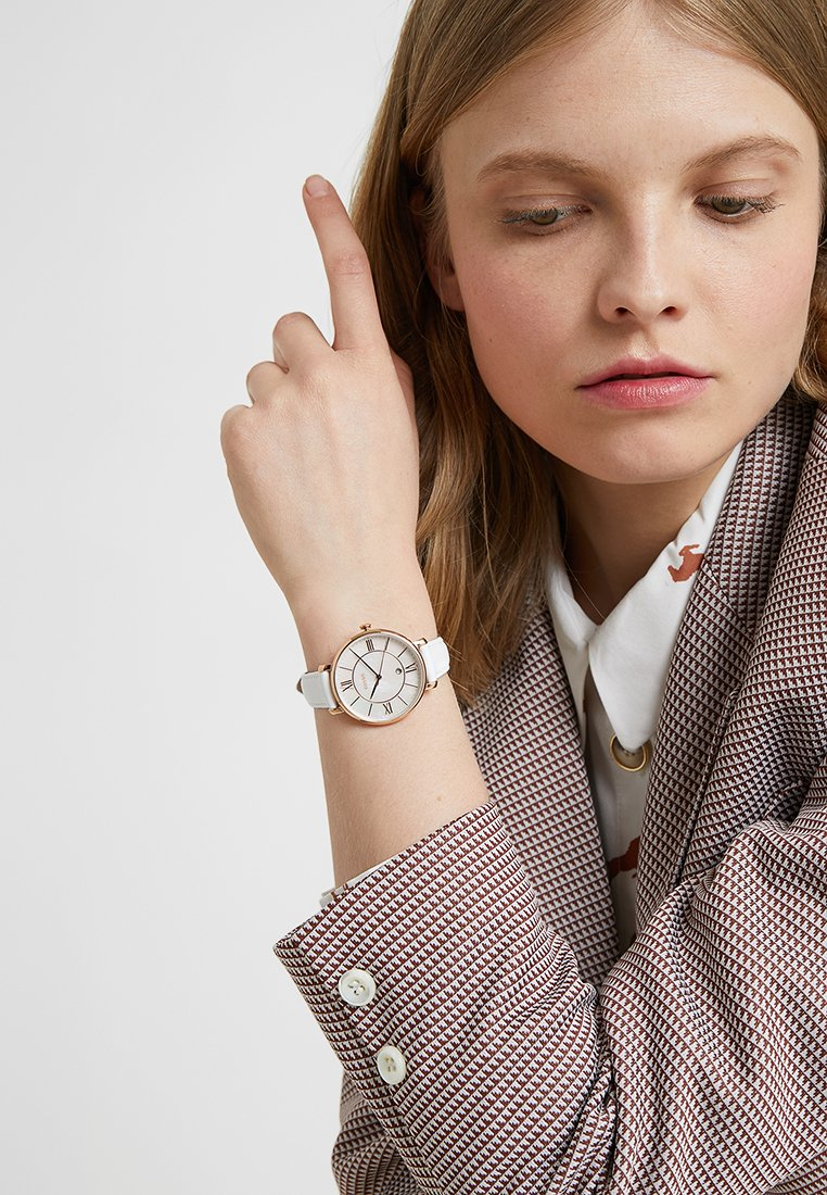 Fossil - JACQUELINE - Horloge - weiss