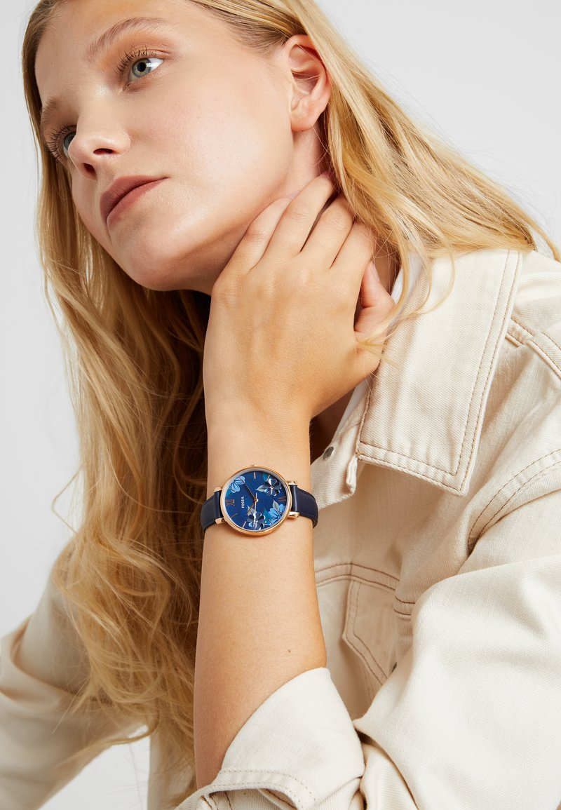 Fossil - JACQUELINE - Watch - blue