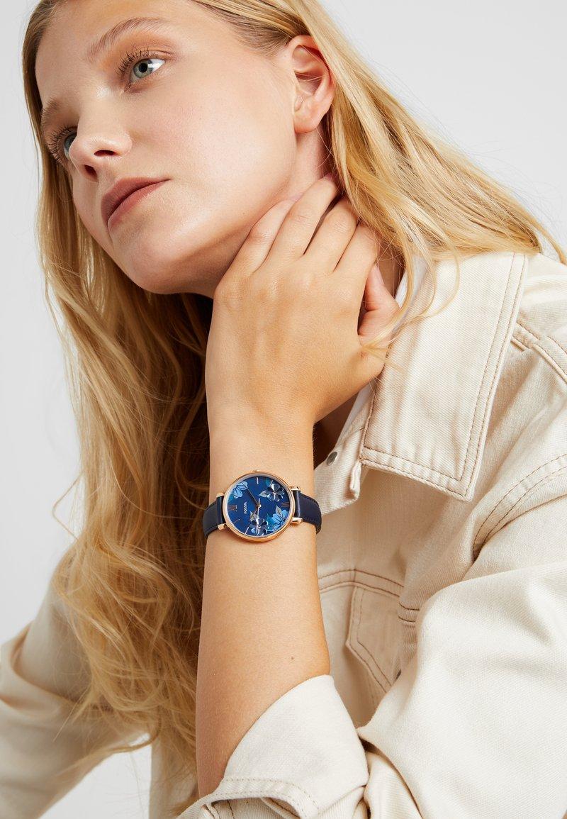 Fossil - JACQUELINE - Watch - blue