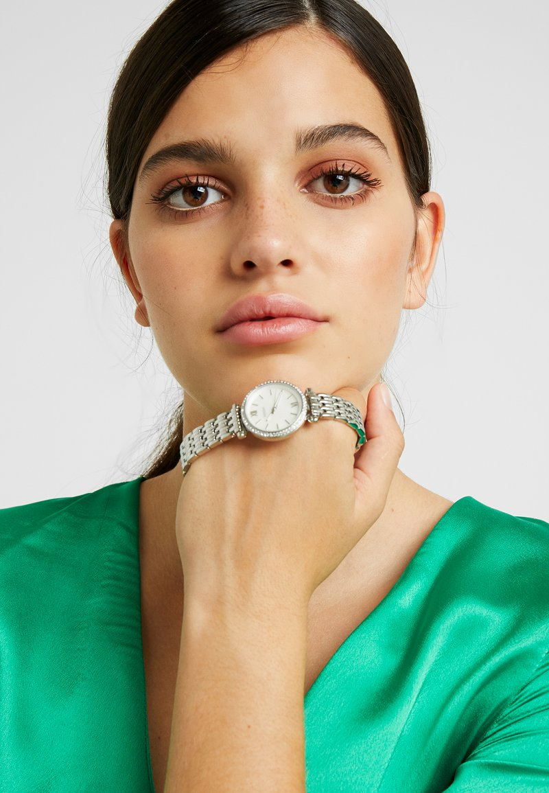 Fossil - CARLIE MINI - Horloge - silver-coloured
