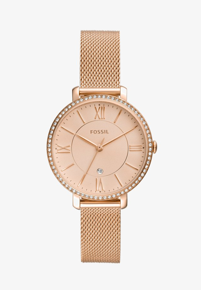 JACQUELINE - Horloge - rose gold-coloured