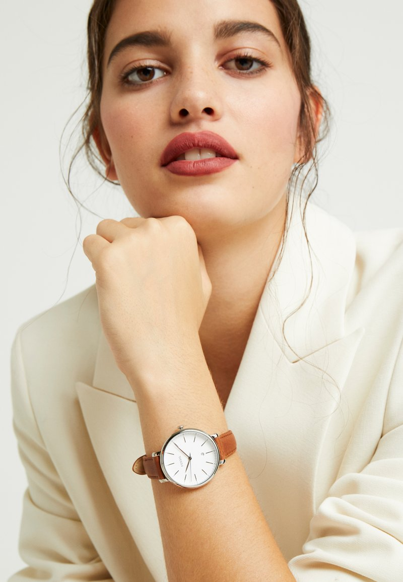 Fossil - JACQUELINE - Watch - brown