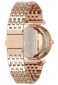 Fossil - LYRIC - Horloge - rose gold-coloured - 2