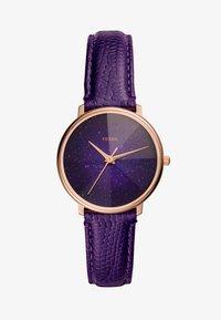 Fossil - PRISMATIC GALAXY - Zegarek - purple - 1