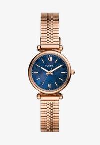 Fossil - CARLIE MINI - Horloge - rose gold-coloured - 1