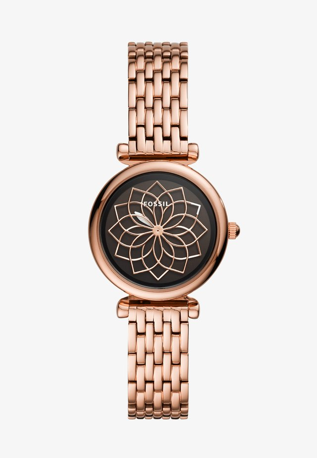 CARLIE MINI - Rannekello - rose gold-coloured