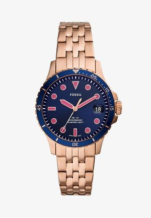 Horloge - rose gold-coloured