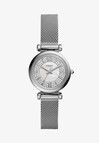 Fossil - CARLIE MINI - Watch - silver-coloured - 1