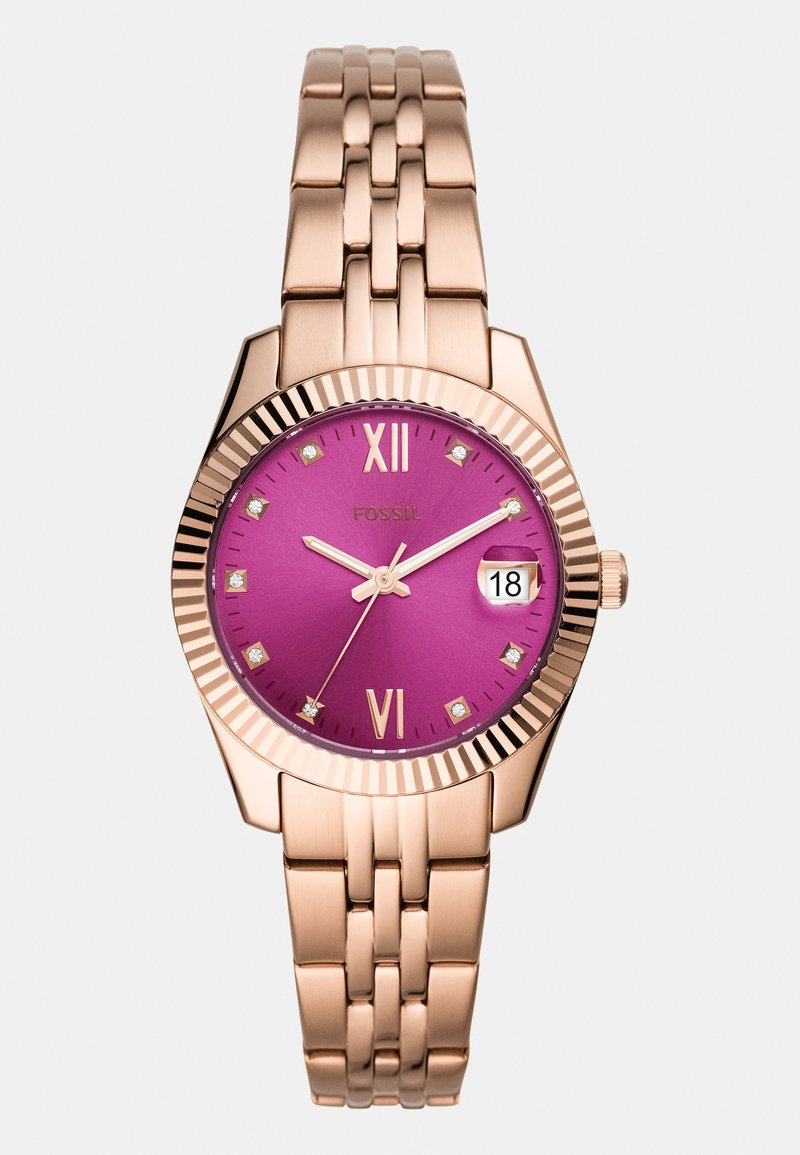 Fossil - SCARLETTE - Hodinky - rose gold-coloured