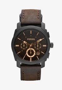 Fossil - Chronograph - dunkelbraun - 1