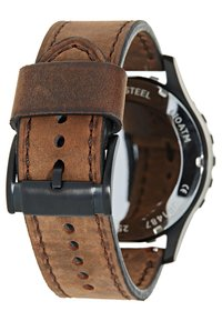 Fossil - Chronograph watch - brown - 2