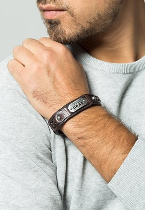 Bracelet - dark brown