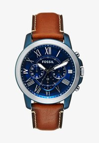 Fossil - Chronograph watch - hellbraun - 1