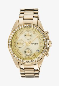 Fossil - DECKER - Watch - gold-coloured - 1