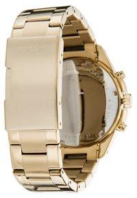Fossil - DECKER - Watch - gold-coloured - 3